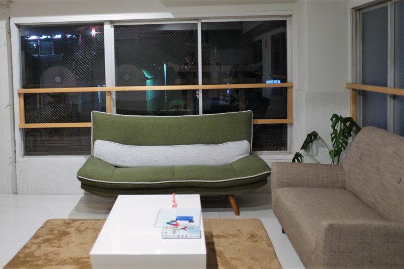 カフェ勉ウズハウス2階