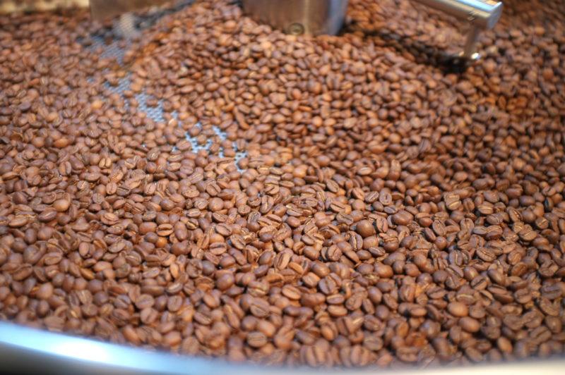 タカダコーヒー焙煎機