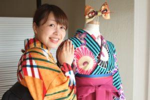 千景イチオシの袴