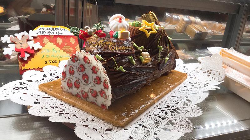 三好屋クリスマスケーキ