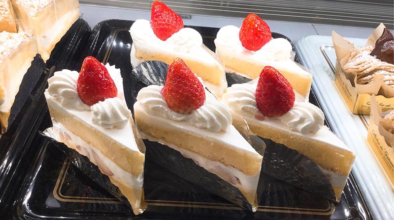 三好屋ショートケーキ