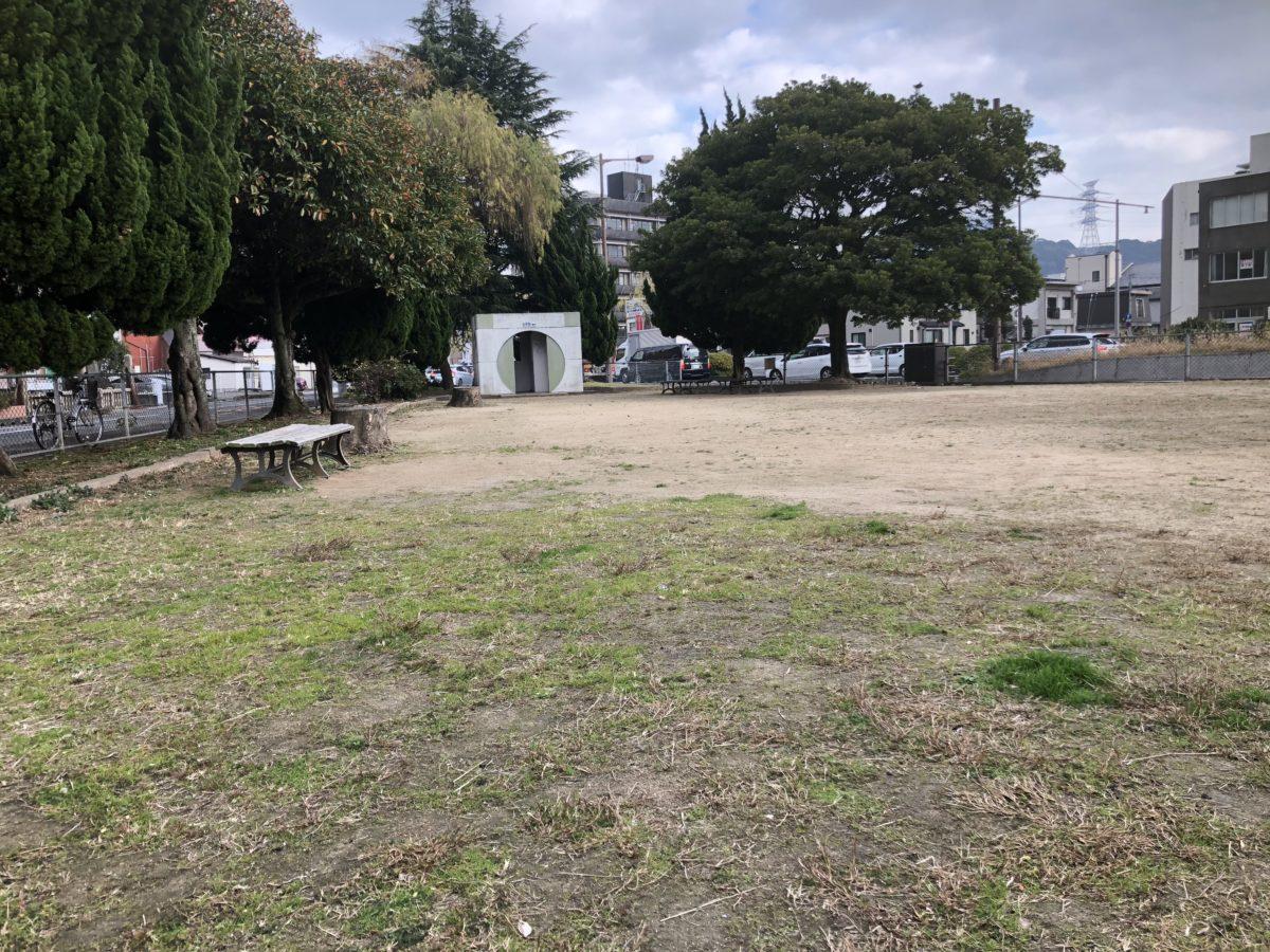 公園内の様子1