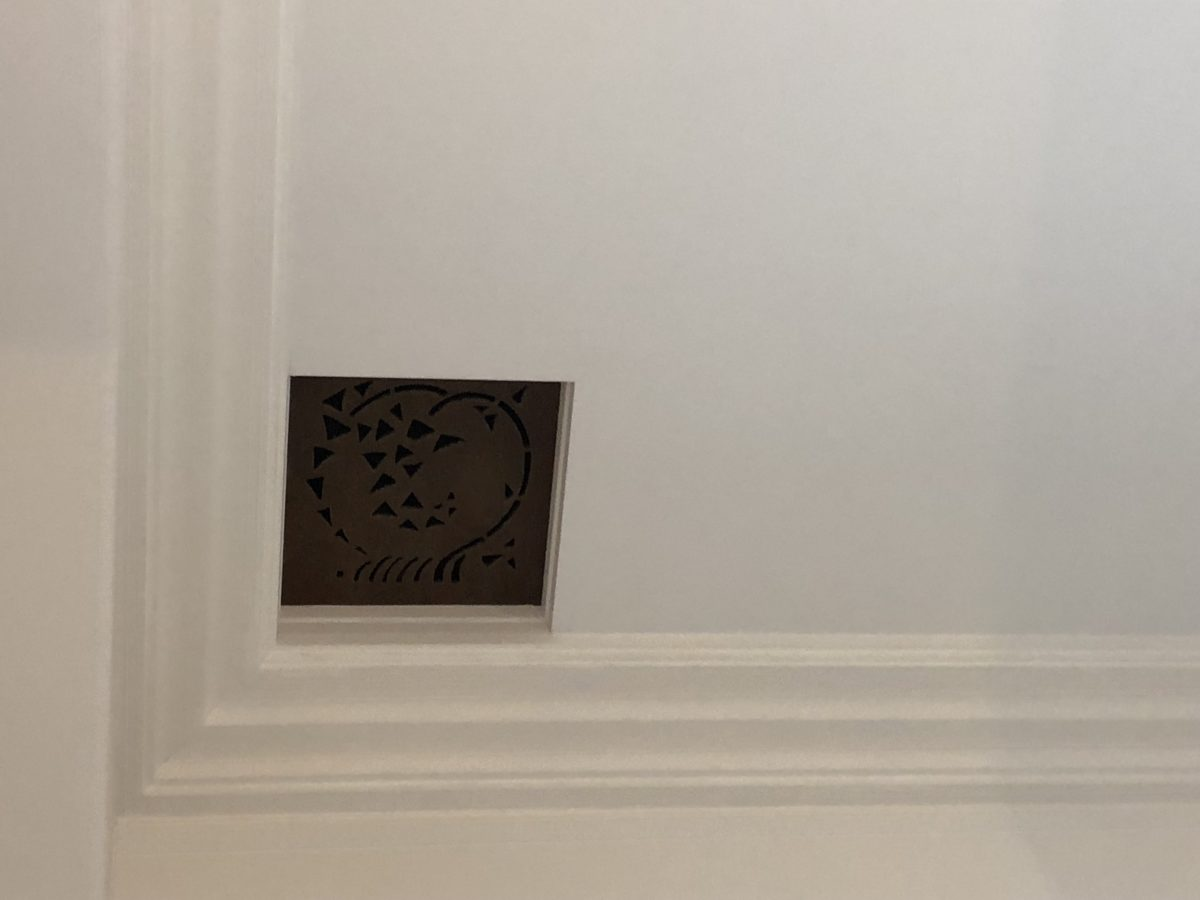 天井通気口