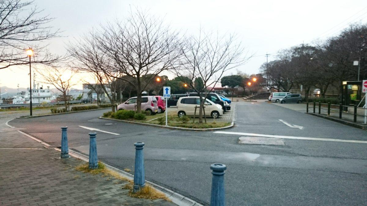 ノーフォーク広場駐車場