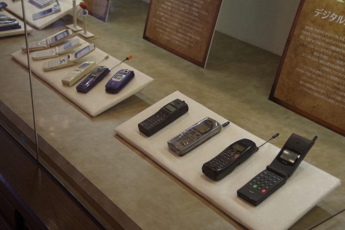 門司電気通信レトロ館携帯01