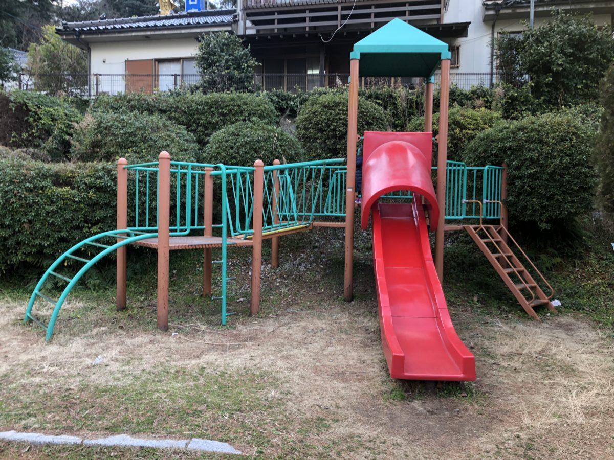 寿公園滑り台