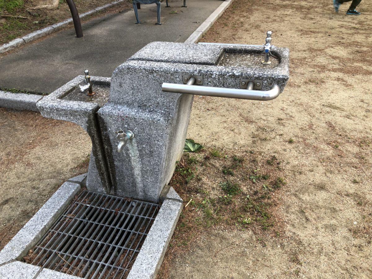 寿公園手洗い